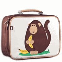 Monkey Lunchbox - Lunchboxes.com