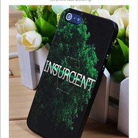 Insurgent poster art iPhone for 4 5 5c 6 Plus Case, Samsung Galaxy for S3 S4 S5 Note 3 4 Case, iPod for 4 5 Case, HtC One for M7 M8 and Nexus Case