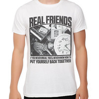 Real Friends Put Yourself Back Together T-Shirt