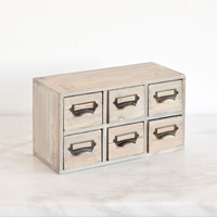 BOX WITH DRAWERS - Boxes - Decor & pillows   Zara Home United States