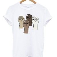 Black Lives Matter Tshirt - StyleCotton