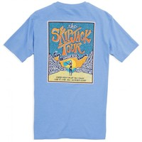 The Skipjack Tour T-shirt Style: 1345