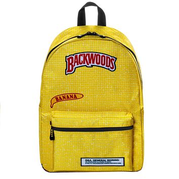 Banana Woods Backpack