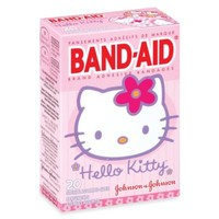 Johnson & Johnson® 20-Count Hello Kitty Assorted Bandages