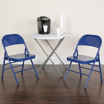 HF3-COLORBURST Folding Chairs