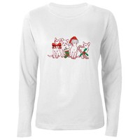 Cute Christmas Kittens Shirt - For The Love Of Tees