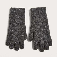 Super Soft Nep Knit Gloves | Urban Outfitters