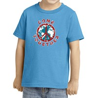 Kids Peace T-shirt Come Together Toddler Tee