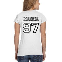Nash Grier Magcon Ladies Softstyle Junior Fit Tee Cotton Jersey Knit Gift Shirt