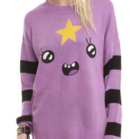 Adventure Time Lumpy Space Princess Girls Sweater