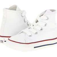 Converse Kids Chuck Taylor® All Star® Core Hi (Infant/Toddler) Red - Zappos.com Free Shipping BOTH Ways