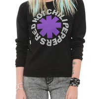 Red Hot Chili Peppers Logo Raglan Girls T-Shirt | Hot Topic