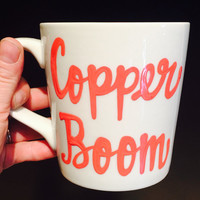 Copper Boom- Oy with the poodles already- Gilmore Girls coffee mug- Gilmore Girls quotes