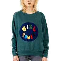 GIRLPATCH Graphic Sweatshirt