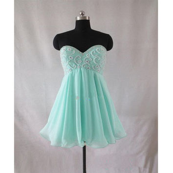 Homecoming Dresses Short Prom Party Dress pst1328