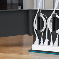Plug Hub Desk Power Cable Organizer