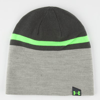 Under Armour 4 In 1 Beanie Grey One Size For Men 27762811501