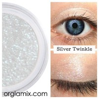Silver Twinkle Effects Eyeshadow