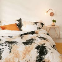 SUKU Home The Desert Batik Dye Duvet Cover | Urban Outfitters