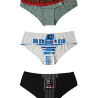 Star Wars Cosplay Panty 3 Pack