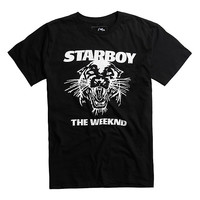 The Weeknd Starboy Panther T-Shirt