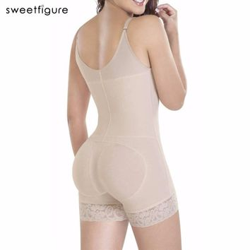Plus Slimming Underwear bodysuit Women Lingerie hot Shaper Slimming Building Underwear butt lifter Ladies Shapewear Body Shaping