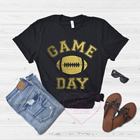 Game Day Football Shirt for Women
