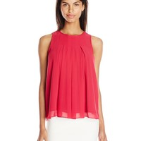 BCBGeneration Women's Pleated Top