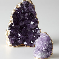 Rab Labs Amethyst Interno Paperweight