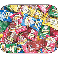 WarHeads Extreme Sour Candy Packs: 175-Piece Bag