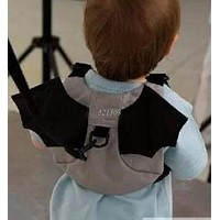 Baby Kid Keeper Toddler Walking Safety Harness Backpack Bag Strap Rein Bat