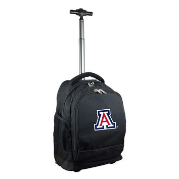 Arizona Wildcats Wheeled Premium Backpack