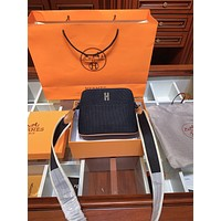Hermes Women's Leather Shoulder Bag Satchel Tote Bags Crossbody