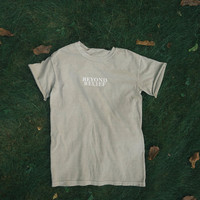 Beyond Belief Classic // Tan T-Shirt