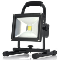 Portable Outdoor LED Camping Light - Rechargeable Battery, IP65 Waterproof Rating, 1500 Lumens, Lightweight Design