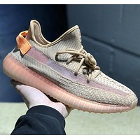 ADIDAS Yeezy Boost 350 V2 Women Men Fashion Running Sport Sneakers Shoes