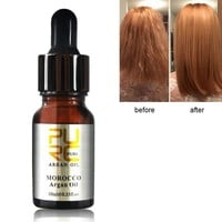 Hair Care Essential Oil Soft And Smooth Hair Treatment Do Not Hurt The Scalp Deep Repair Hair Structure Recovery
