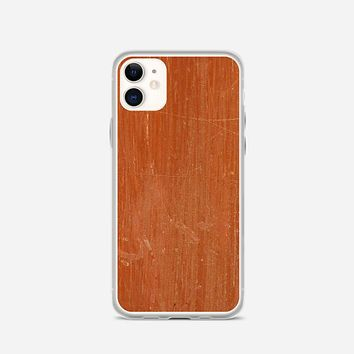 Eco Friendly Wood iPhone 11 Case