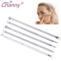 Stainless Steel Acne Blackhead Removal Skin Care Kit