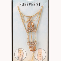 Touch-Of-Glam Hand Chain