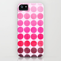 Color Play_Pink iPhone Case by Garima Dhawan | Society6