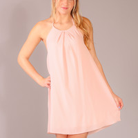 Simply the Best Dress- Blush