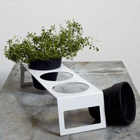 Herb Planter Stand