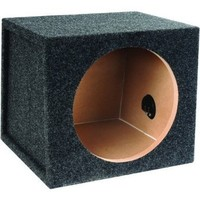 """Absolute SS-12 12"""" Single Sealed Subwoofer Enclosure"""