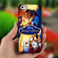 Beauty And The Beast - Photo on Hard Cover For iPhone 4/4S