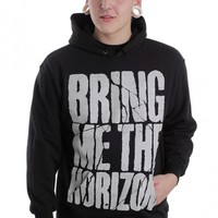 Bring Me The Horizon - Cross Axe - Hoodie