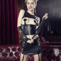 Cute On Sale Hot Deal Uniform Sexy Club Costume Exotic Lingerie [6596135171]