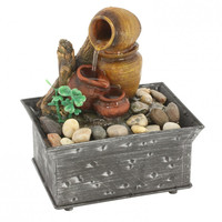 Tranquility Pottery Fountain