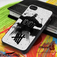 5SOS Michael Idiot Fan for iPhone 4, iPhone 5, iPhone 5c, iPhone 6, iPhone 6 plus, iPod 4, iPod 5, Samsung Galaxy Note 3, Galaxy Note 4, Galaxy S3, Galaxy S4, Galaxy S5, Galaxy S6, Phone Case