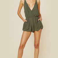 POOL PARTY ROMPER